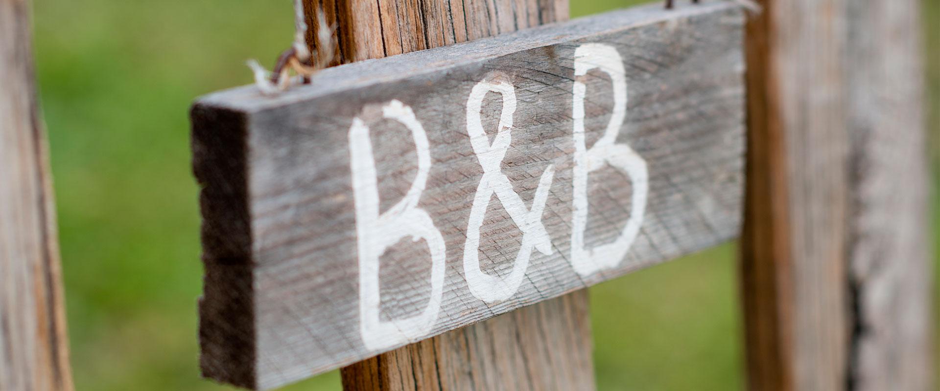 Normative apertura B&B