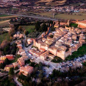 Gradara: il borgo più bello d'Italia 2018