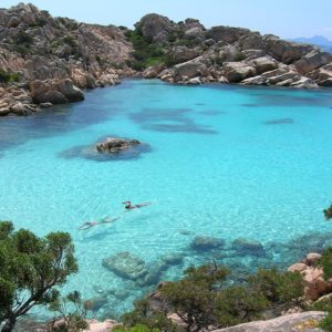 La Maddalena in Sardegna