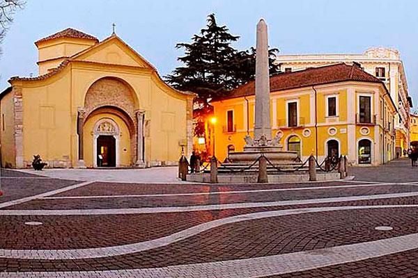 Benevento provincia
