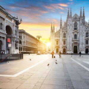 Una giornata a Milano